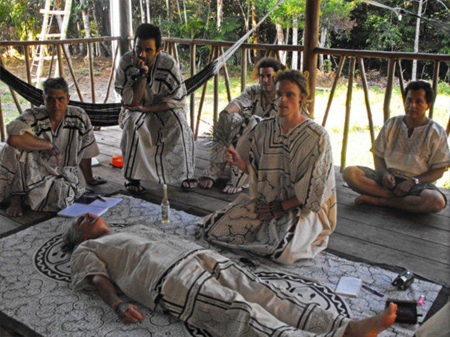 Ayahuasca Healing Workshop