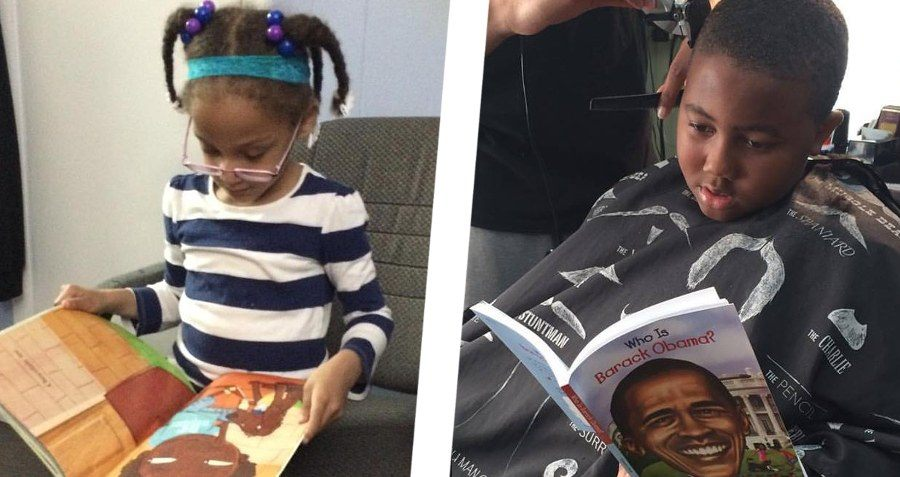 Barber Ypsilanti : Michigan Barbershop Pays Kids To Read Aloud While Getting A Haircut ...