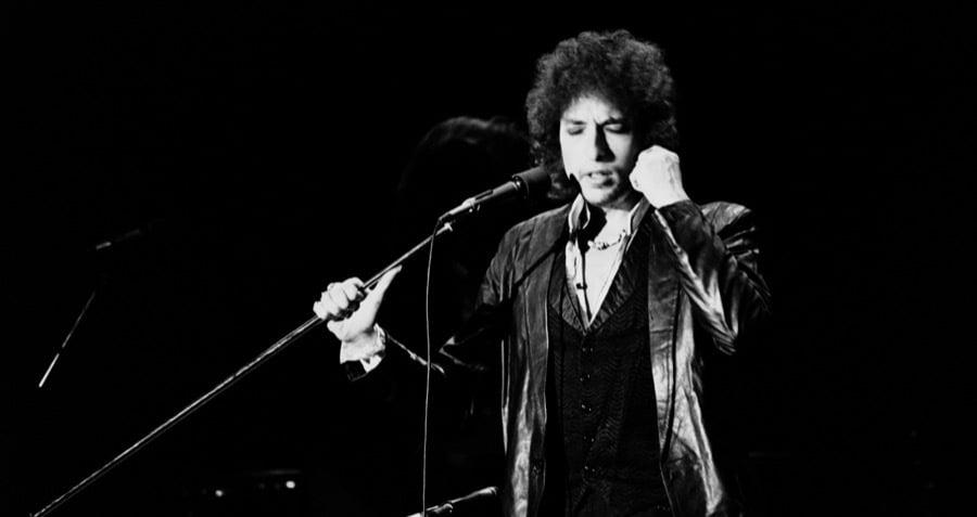 Bob Dylan France