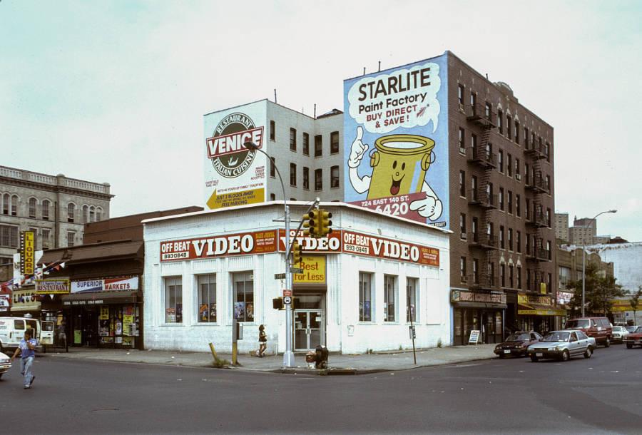 Bronx Corner