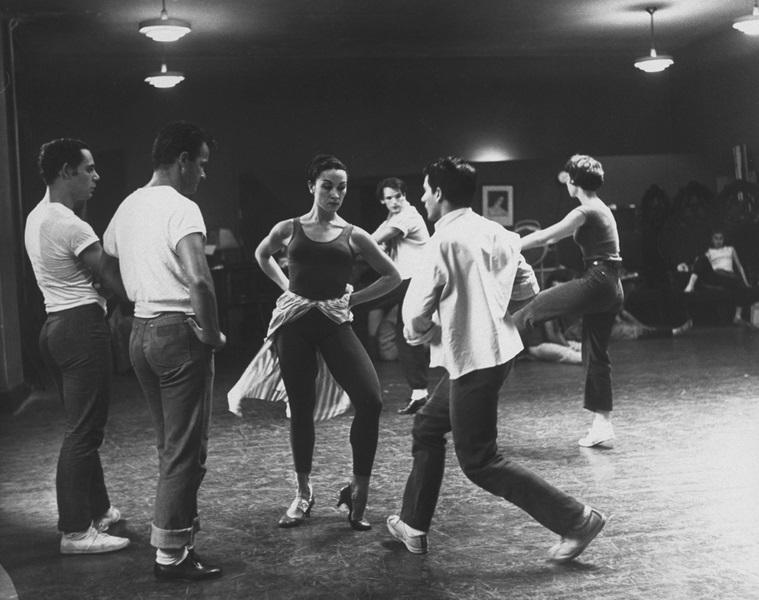 Chita Rivera West Side Story
