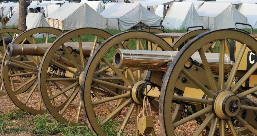 Civil War Artillery Confederate