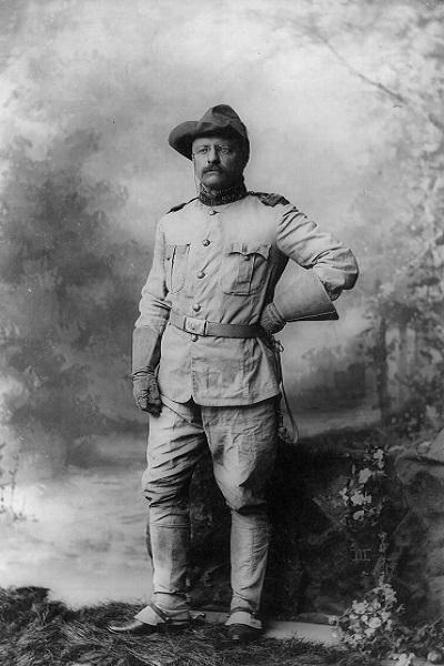 Colonel Roosevelt Full Body