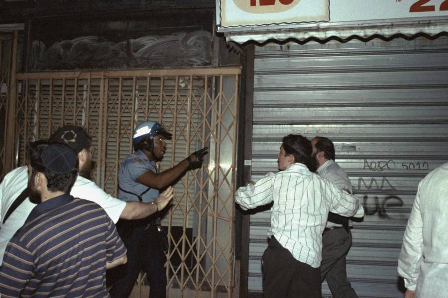 Crown Heights Riots Cop