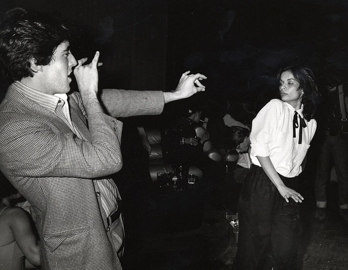 Dancing At Studio 54