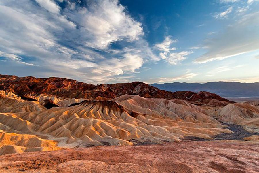 Death Valley Irina Sen