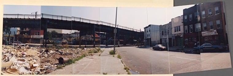 Empty Lot Street