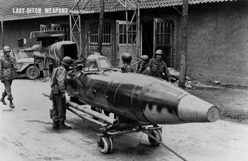 Fieseler Bomb