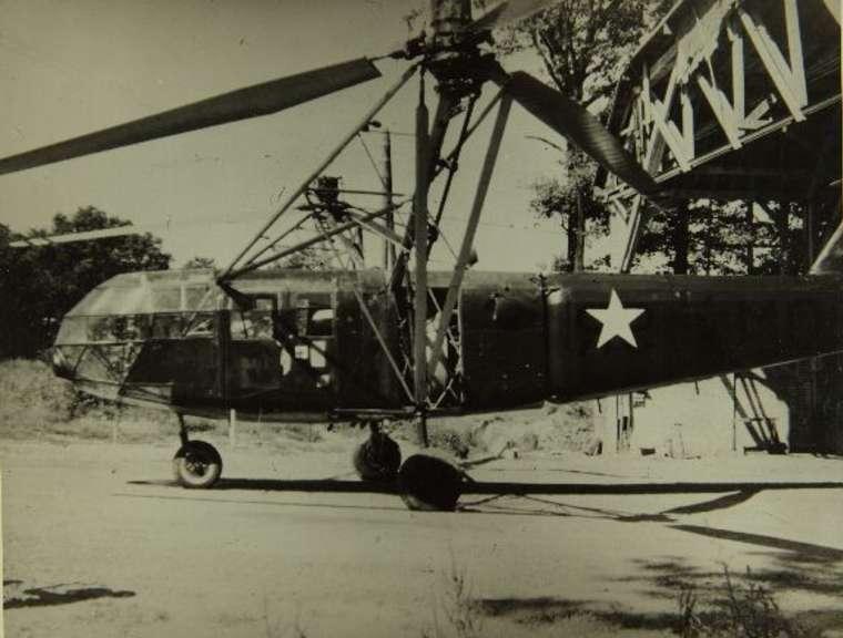 Focke Helicopter