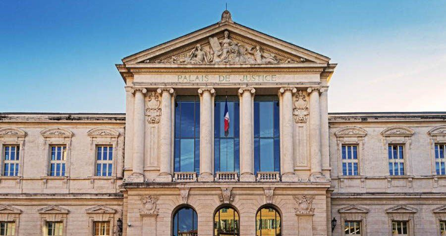 French Court House
