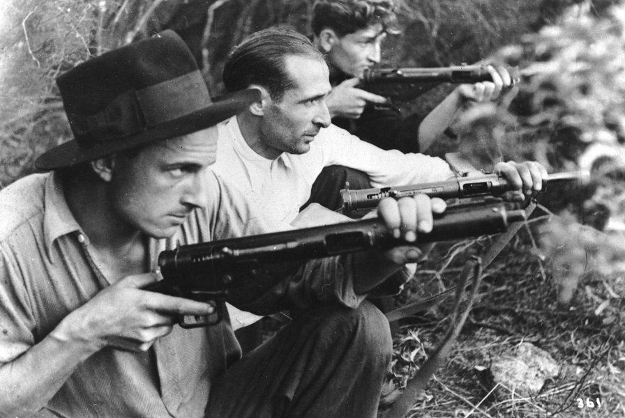 French Resistance Rifles