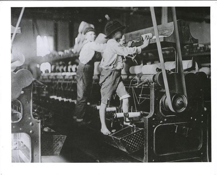 Georgia Cotton Mill