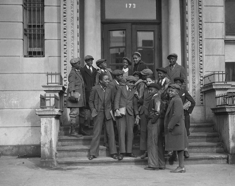 Harlem Schoolboys 1930