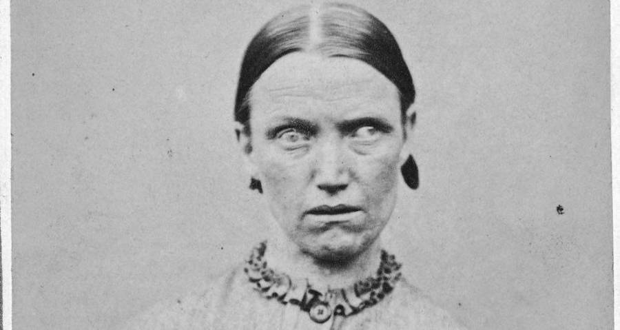 37 Haunting Portraits Of Patients In Victorian Lunatic Asylums
