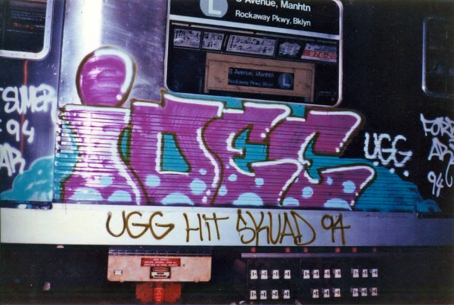 Hit Squad Graffiti