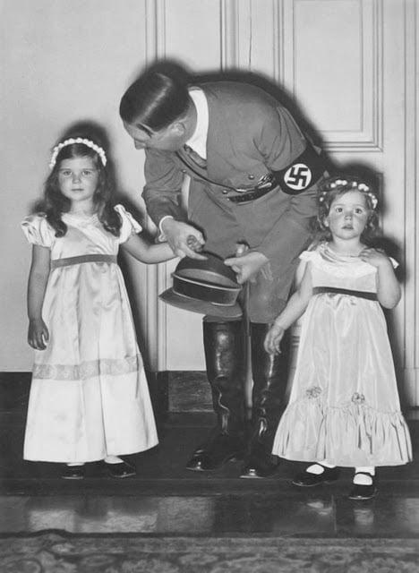 Hitler And Helga Goebbels 10
