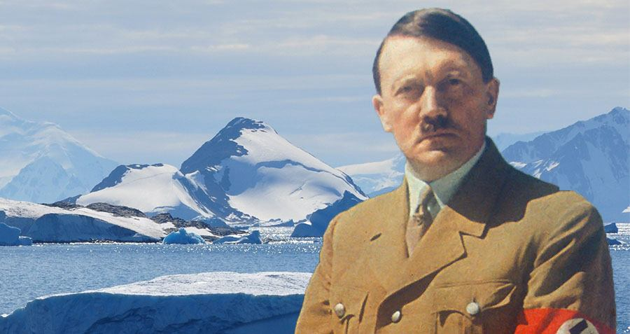 Nazi Base In The Arctic