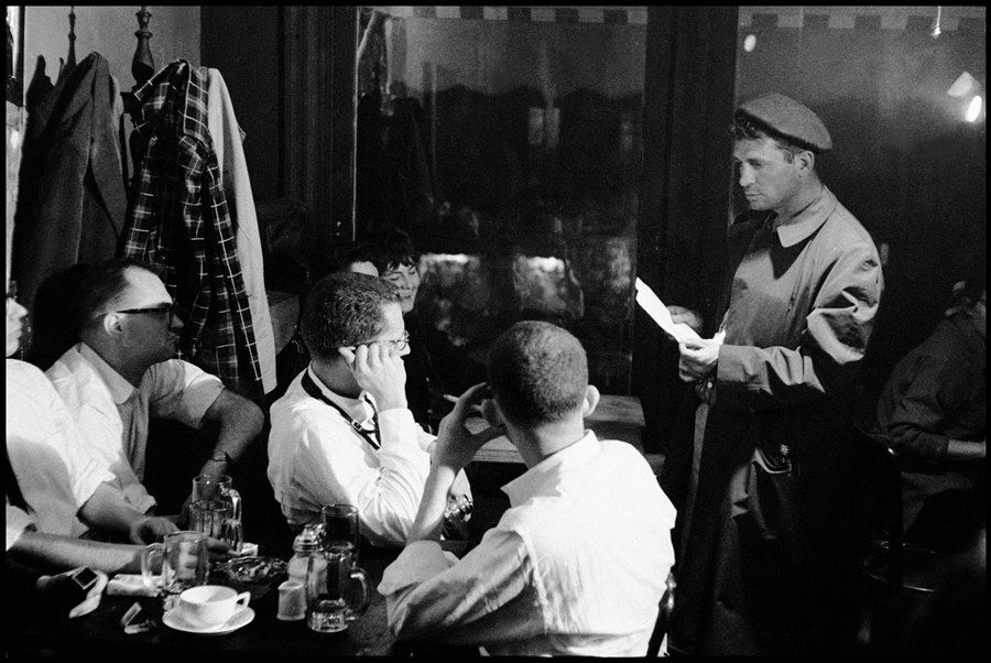 Jack Kerouac Seven Arts Cafe