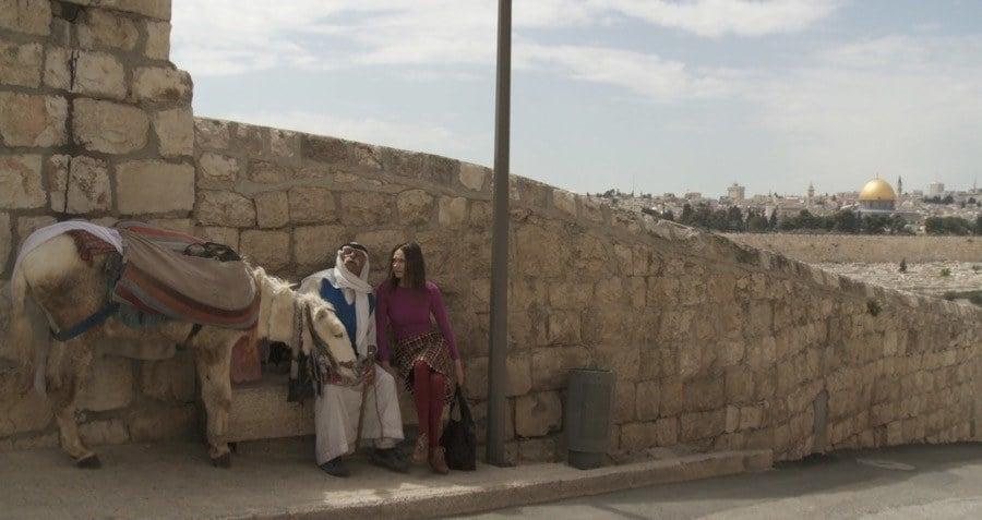 Jerusalem Syndrome Katarzyna Kozyra Donkey