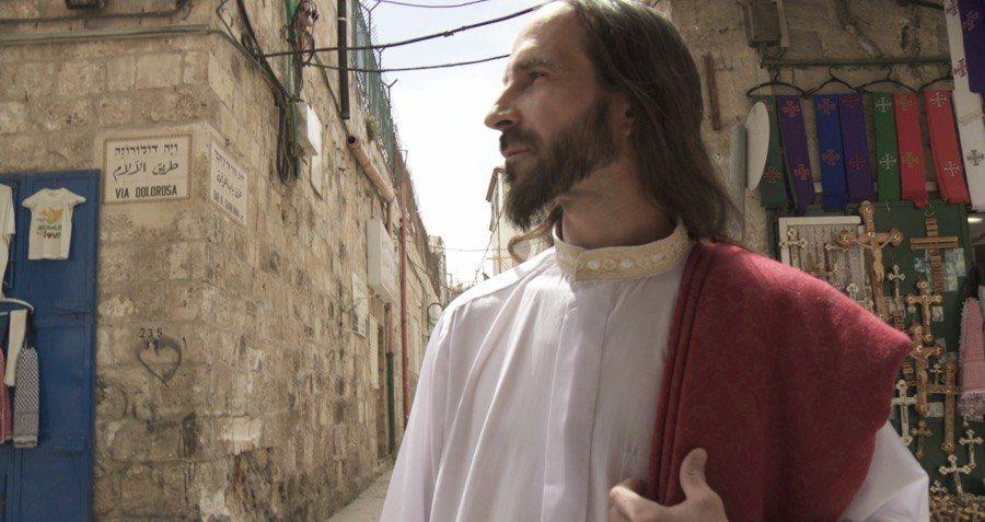 Jerusalem Syndrome Katarzyna Kozyra Jesus