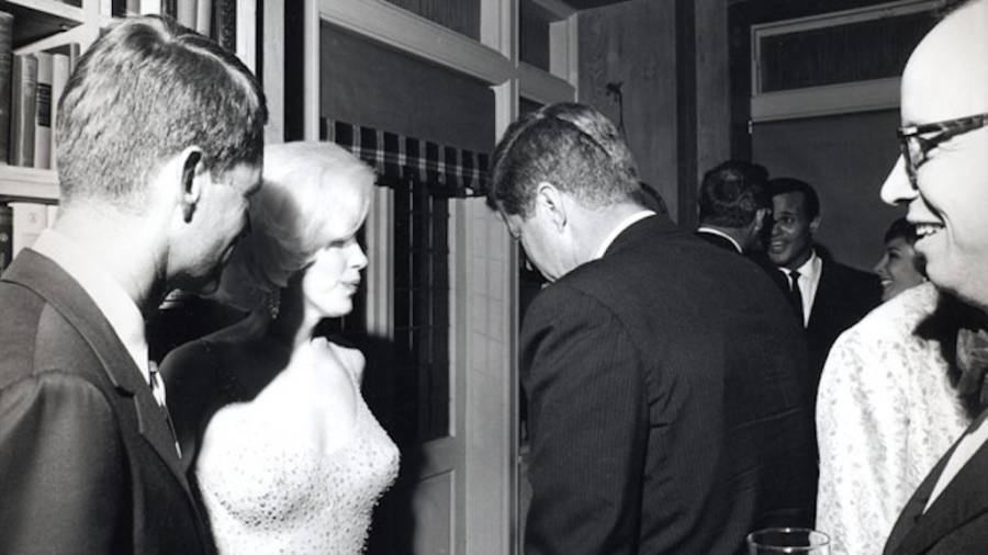 Jfk Rfk Marilyn