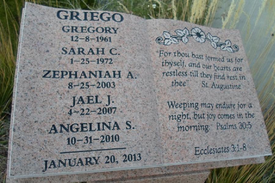 Killer Kids Griego Graves