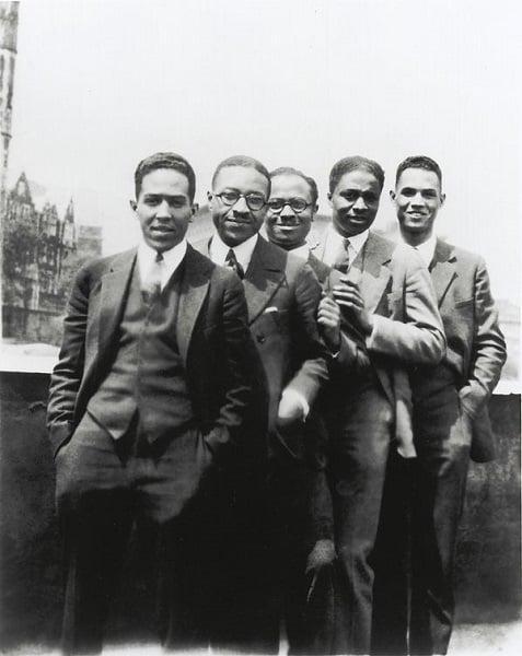 Langston Hughes 1924