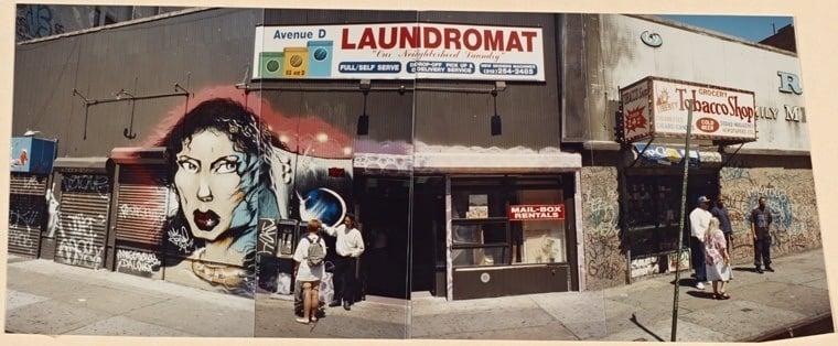 Laundromat Tobacco