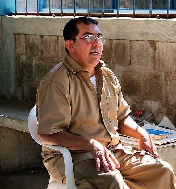 Luis Garavito In Prison