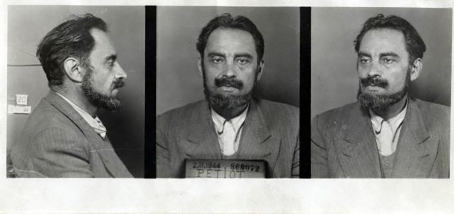 WWII Doctor Marcel Petiot, зурган илэрцүүд