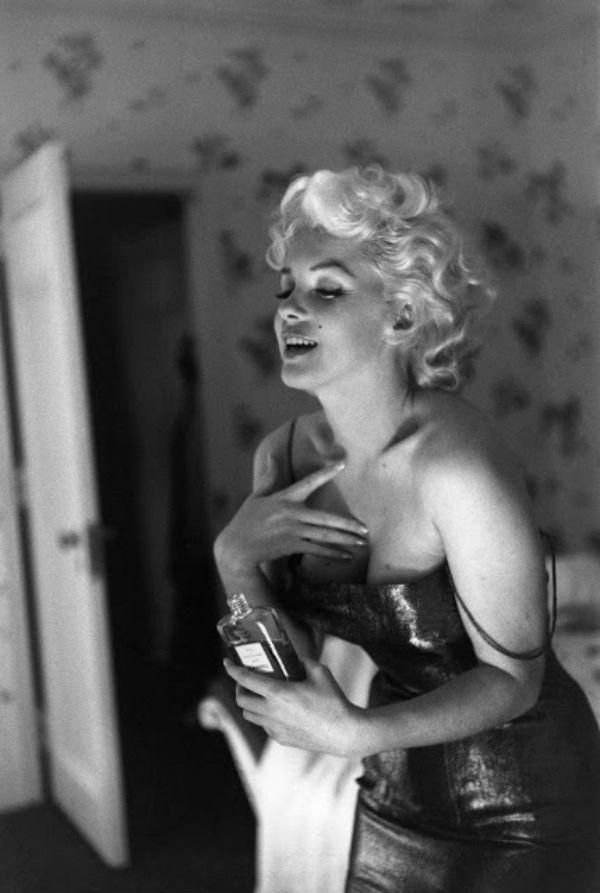 Marilyn Monroe Candid
