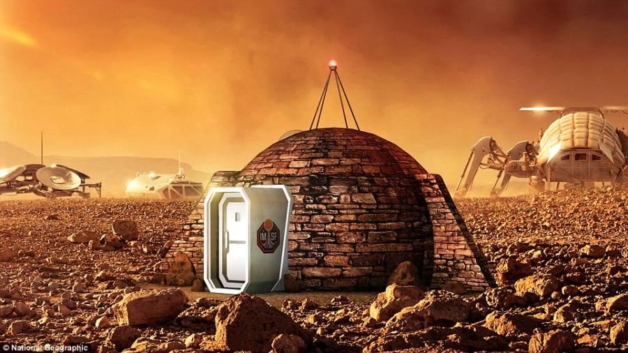 Mars Igloo