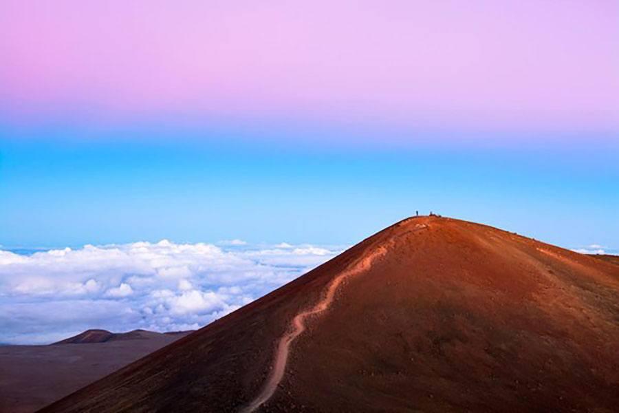 Mauna Kea Joe Belanger