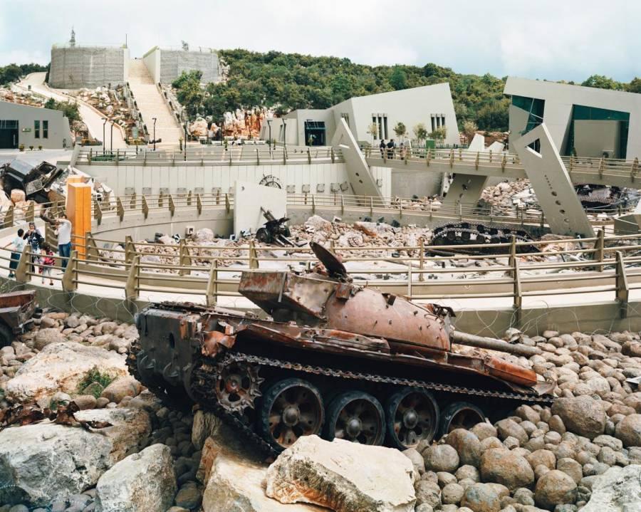 Mleeta Resistance Tourist Landmark Lebanon