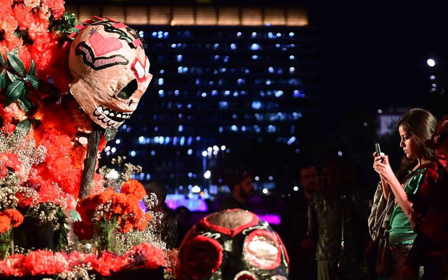 Photos From The Day Of The Dead