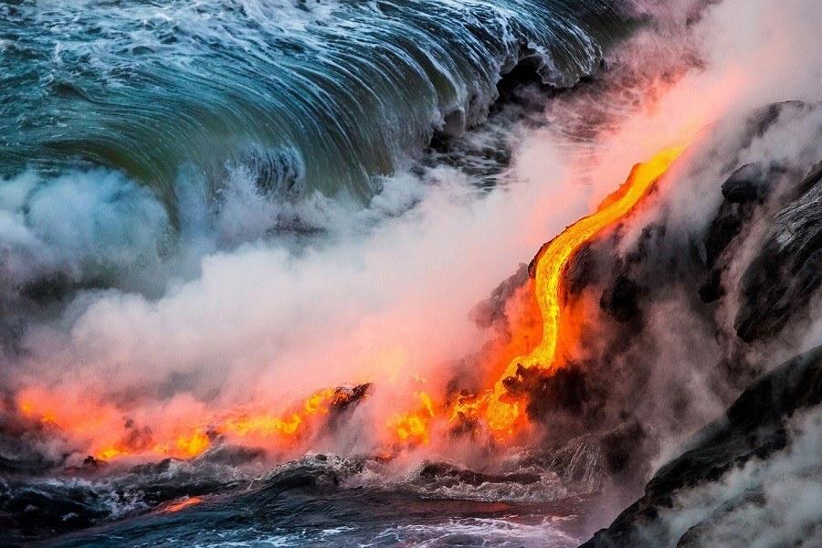 Nat Geo Lava