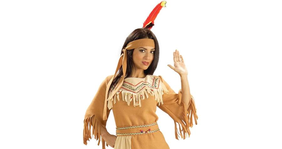 Native American Costume