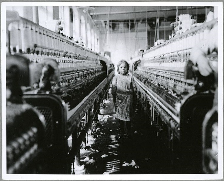 North Carolina Cotton Mill