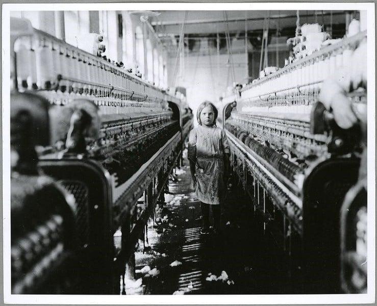 North Carolina Cotton Mill