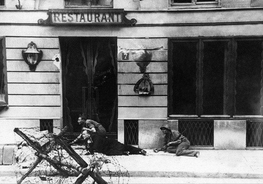 Paris Ambush