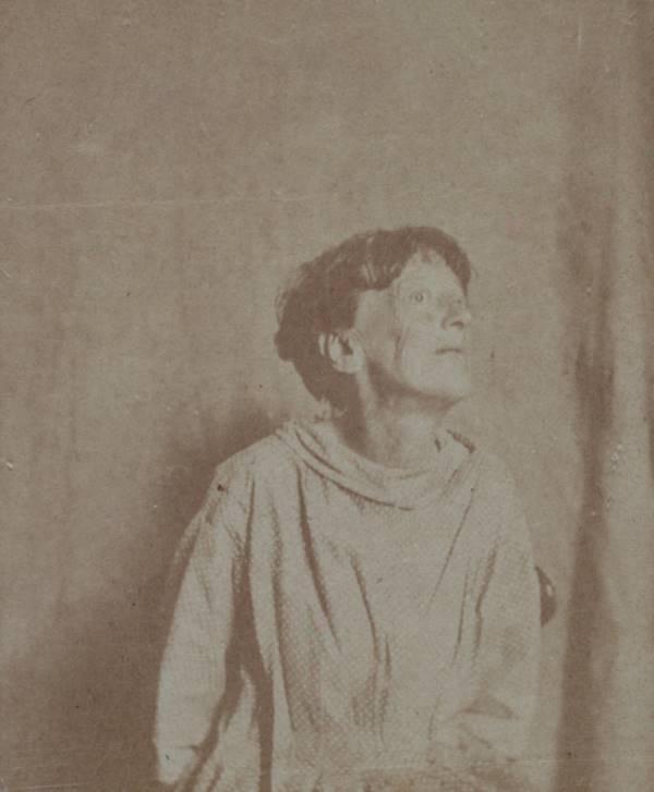 Picture Of Mental Asylum Patient
