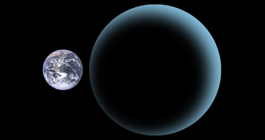 Planet 9 Next To Earth