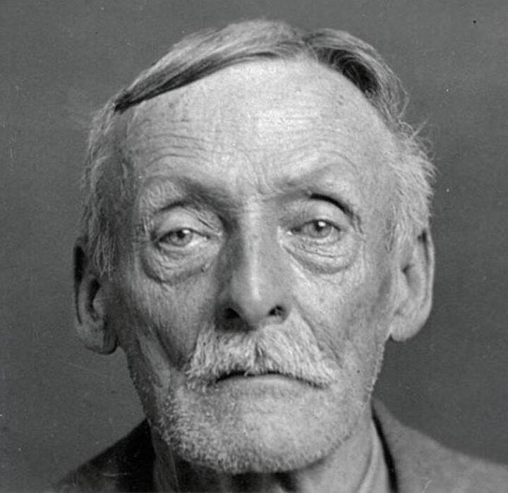 Portrait Of Albert Fish