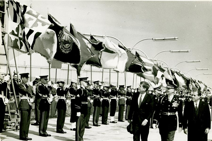 Repressive Regimes Brazil Kennedy
