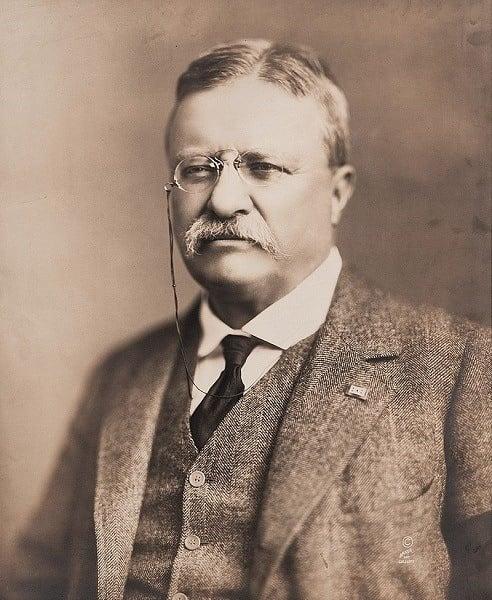 Roosevelt 1918