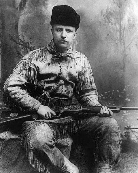 Roosevelt Badlands Hunter