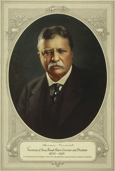 Roosevelt Painting