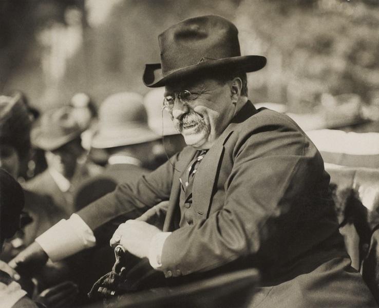 Roosevelt Smile