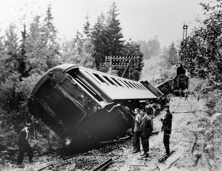 Sabotage Train