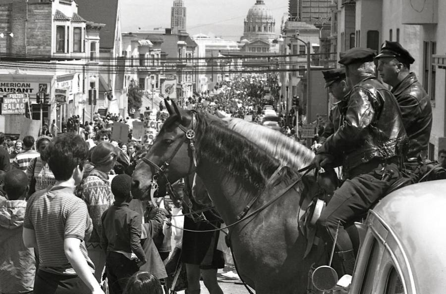 San Francisco Protest